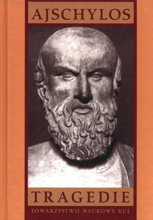 okładka Tragedie Tom 1, Książka | Ajschylos