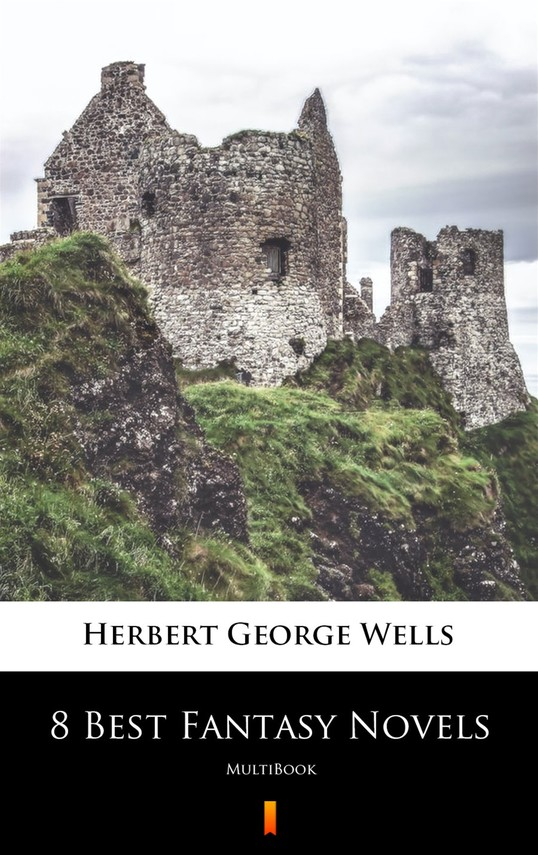okładka 8 Best Fantasy Novels, Ebook | Herbert George Wells