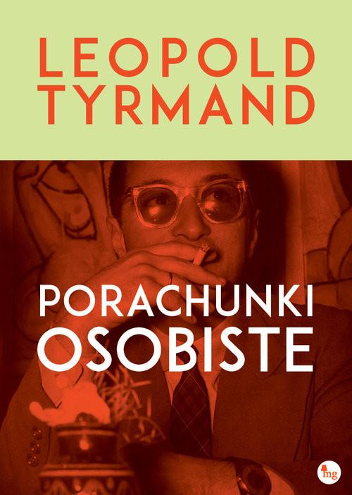 okładka Porachunki osobiste, Książka | Leopold Tyrmand