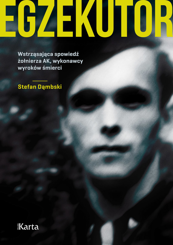 okładka Egzekutorebook   epub, mobi   Stefan  Dąmbski