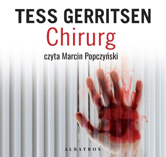 okładka Chirurgaudiobook | MP3 | Tess Gerritsen