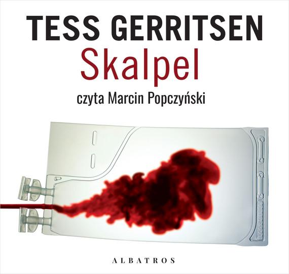 okładka Skalpelaudiobook | MP3 | Tess Gerritsen