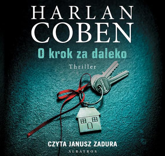 okładka O krok za dalekoaudiobook   MP3   Harlan Coben