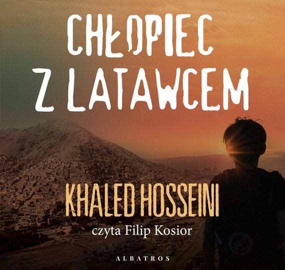 okładka Chłopiec z latawcem, Audiobook | Khaled Hosseini