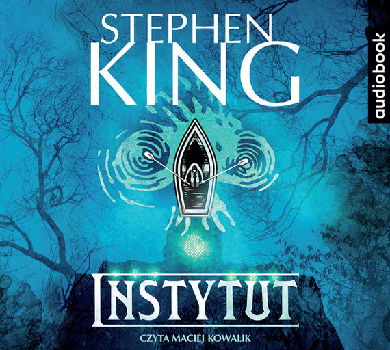okładka Instytutaudiobook | MP3 | Stephen King