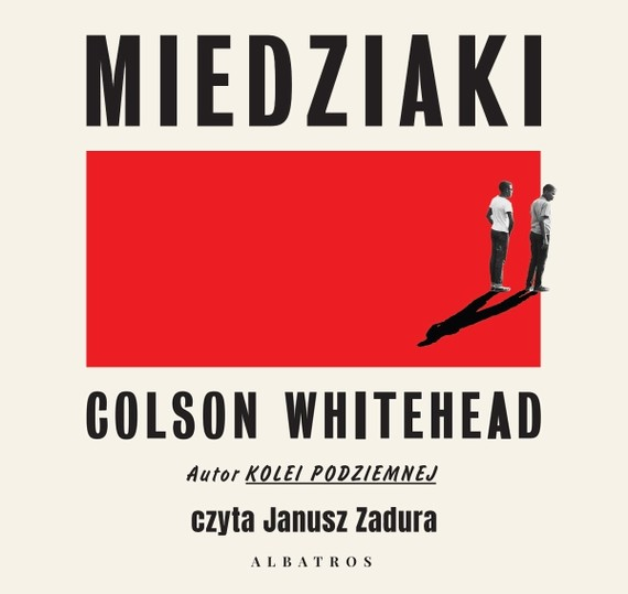 okładka Miedziakiaudiobook | MP3 | Colson Whitehead
