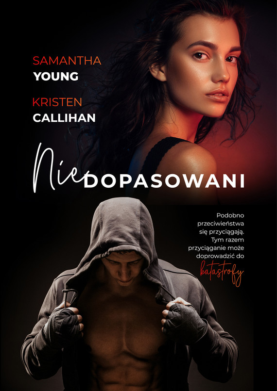 okładka Niedopasowaniebook | epub, mobi | Samantha Young, Kristen  Callihan