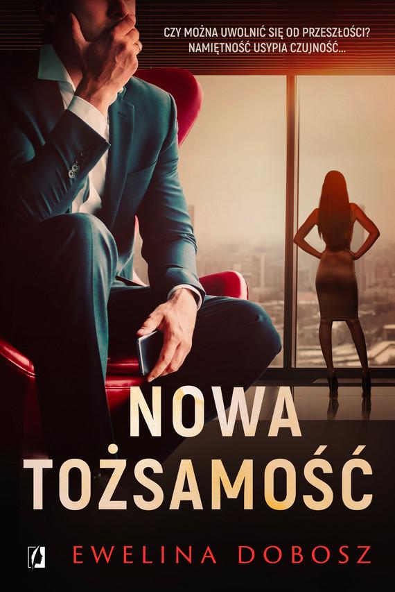 okładka Nowa tożsamośćebook   epub, mobi   Ewelina  Dobosz