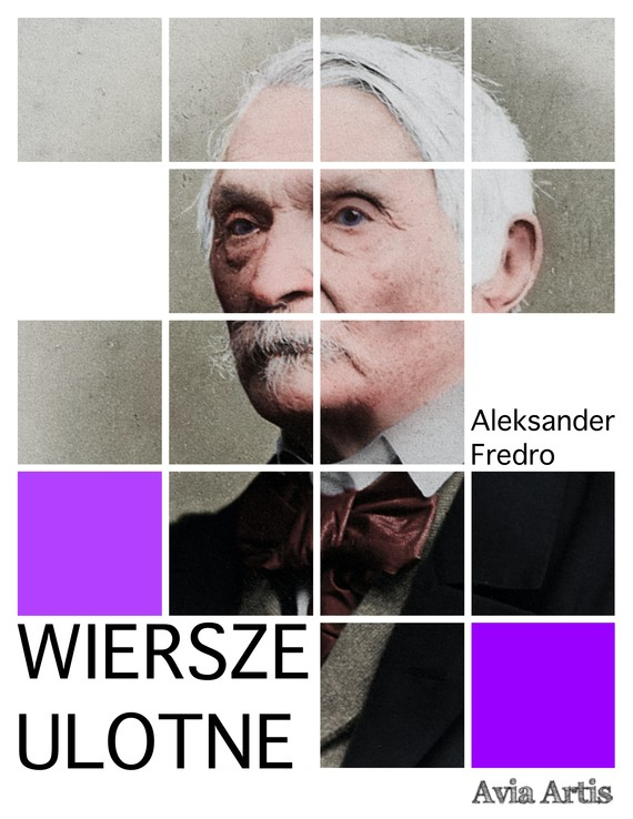 okładka Wiersze ulotneebook   epub, mobi   Aleksander Fredro