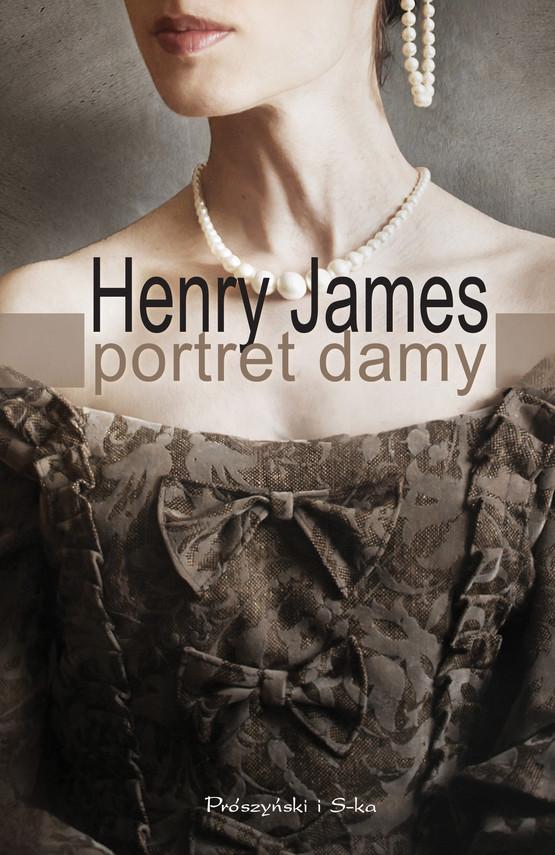 okładka Portret damyebook | epub, mobi | Henry James