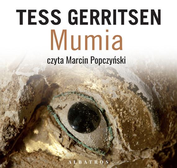okładka Mumiaaudiobook | MP3 | Tess Gerritsen