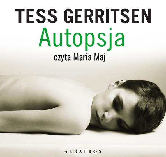 okładka Autopsjaaudiobook   MP3   Tess Gerritsen