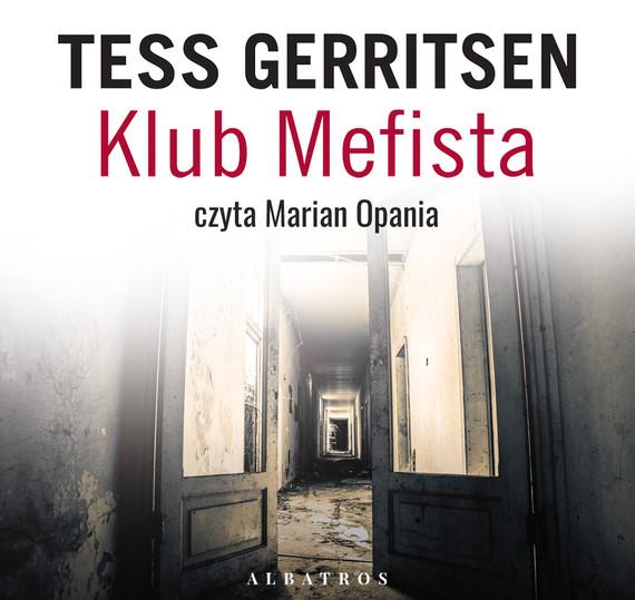 okładka Klub Mefistaaudiobook | MP3 | Tess Gerritsen