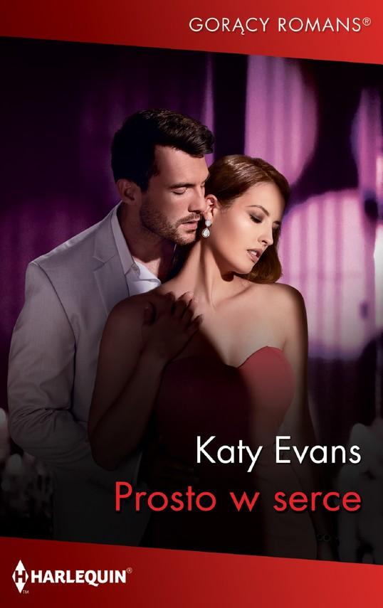 okładka Prosto w serceebook | epub, mobi | Katy Evans