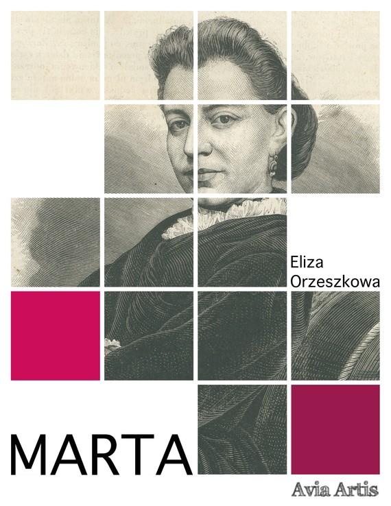 okładka Martaebook | epub, mobi | Eliza Orzeszkowa