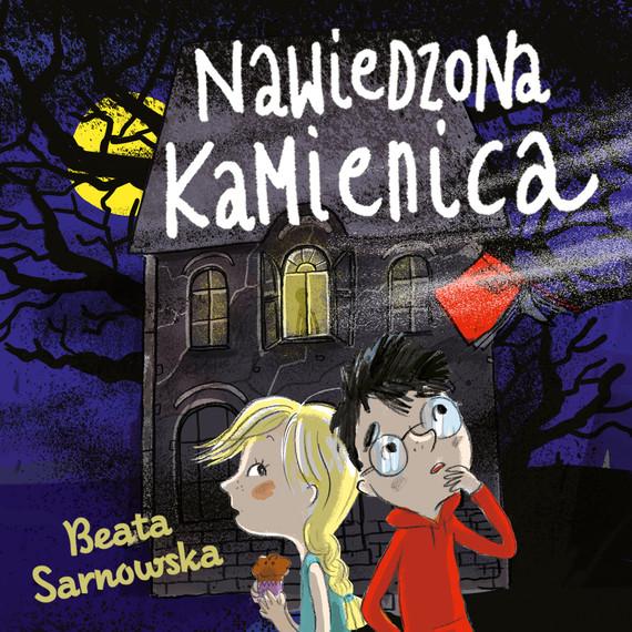 okładka Nawiedzona kamienica (audiobook)audiobook | MP3 | Sarnowska Beata