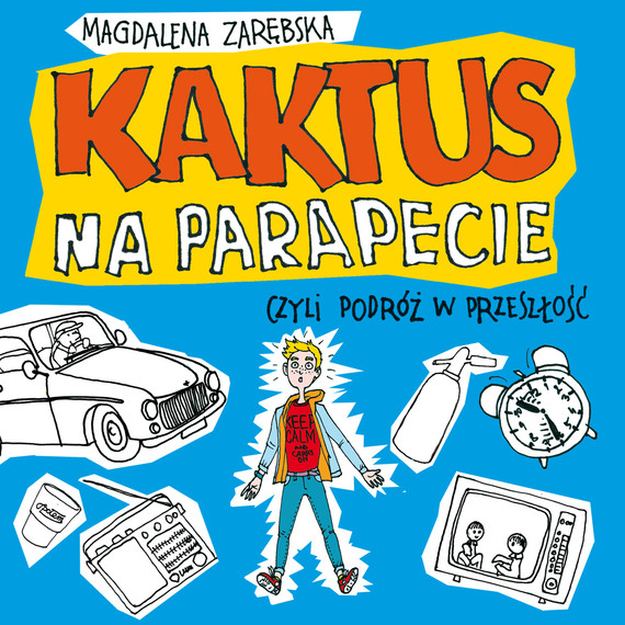 okładka Kaktus na parapecie (audiobook), Audiobook | Magdalena Zarebska