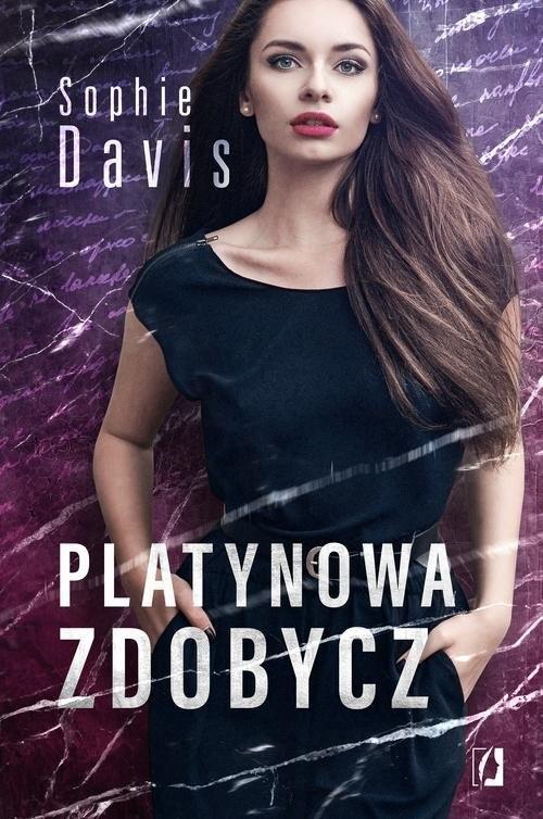 okładka Platynowa zdobycz Tajemnice Tom 2, Książka | Davis Sophie