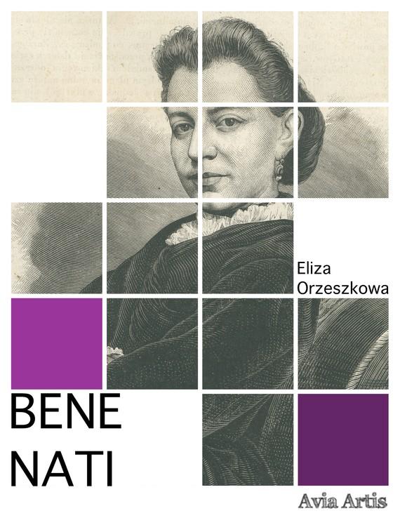 okładka Bene natiebook | epub, mobi | Eliza Orzeszkowa