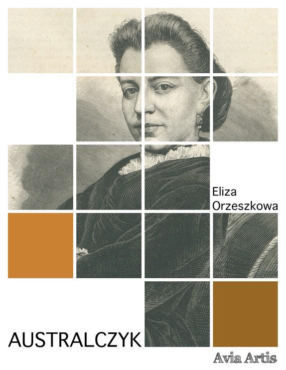 okładka Australczykebook | epub, mobi | Eliza Orzeszkowa