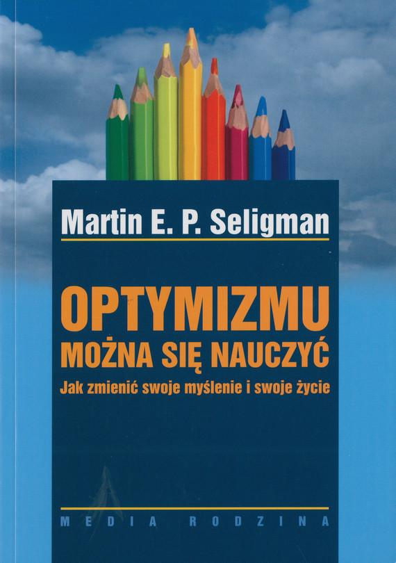 okładka Optymizmu można się nauczyć, Ebook   Martin Seligman