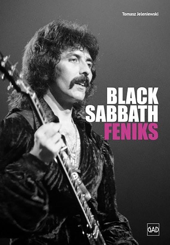 okładka Black Sabathebook | pdf | Tomasz Jeleniewski
