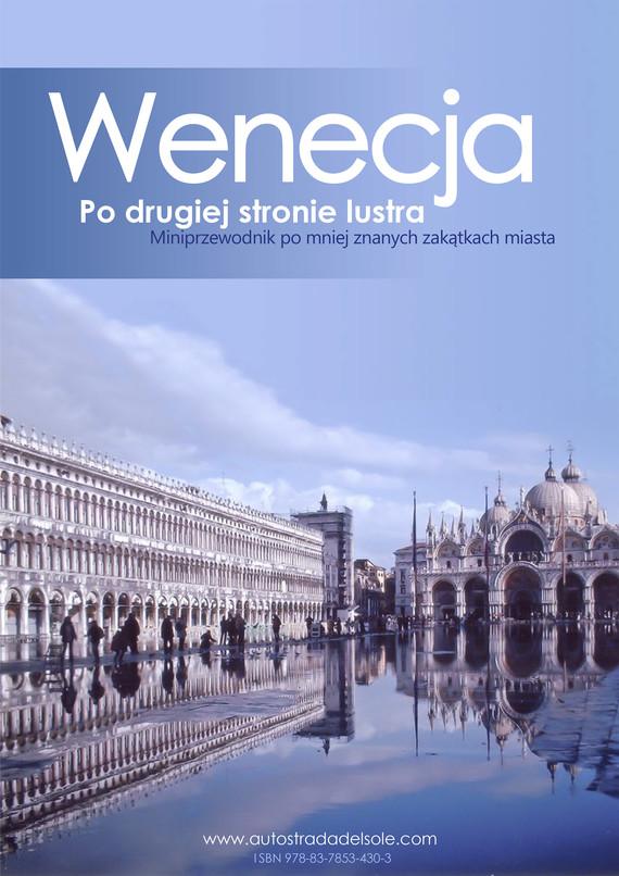 okładka Wenecja po drugiej stronie lustraebook | pdf | Kamila Kowalska