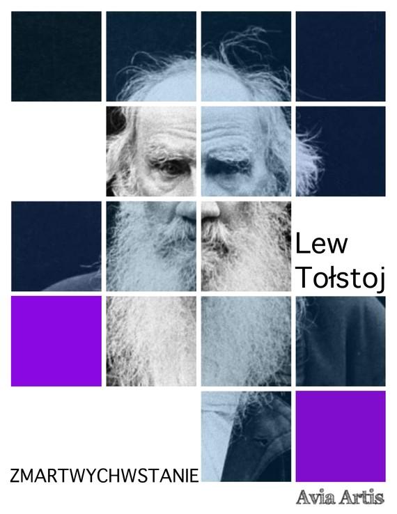 okładka Zmartwychwstanieebook   epub, mobi   Lew Tołstoj
