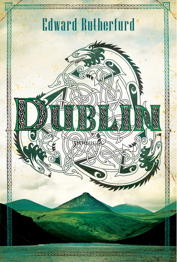 okładka Dublin, Ebook | Edward Rutherfurd