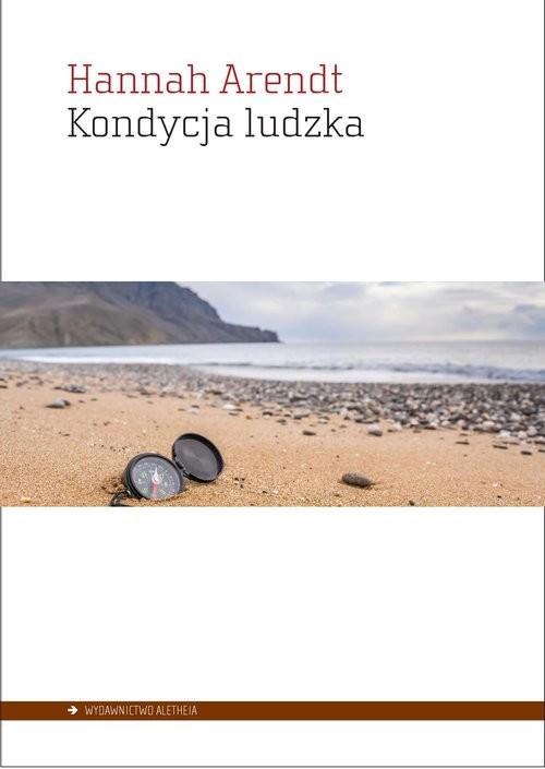 okładka Kondycja ludzka, Książka | Hannah  Arendt