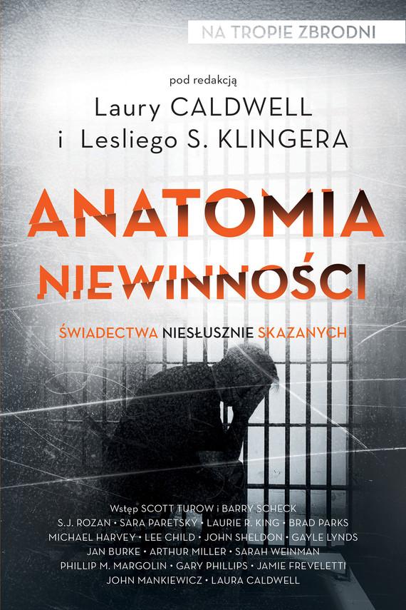 okładka Anatomia niewinności, Ebook   Leslie S. Klinger, Laura Caldwell