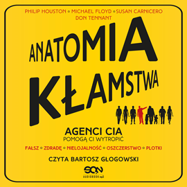 okładka Anatomia kłamstwa, Audiobook | Philip Houston