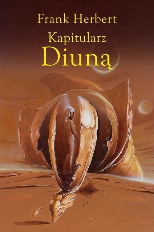 okładka Kapitularz Diuną, Książka   Frank Herbert