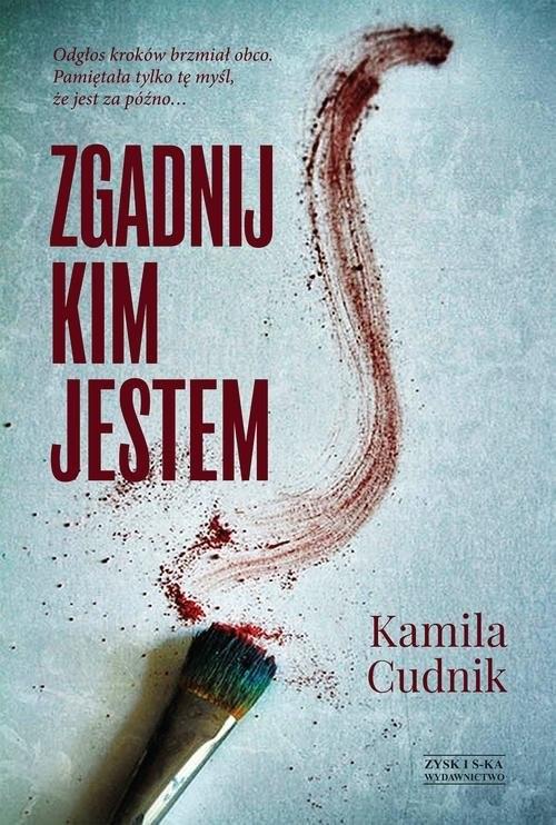 okładka Zgadnij, kim jestem, Książka | Cudnik Kamila