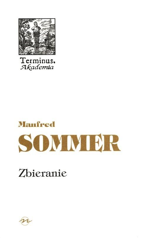 okładka Zbieranie, Książka | Sommer Manfred