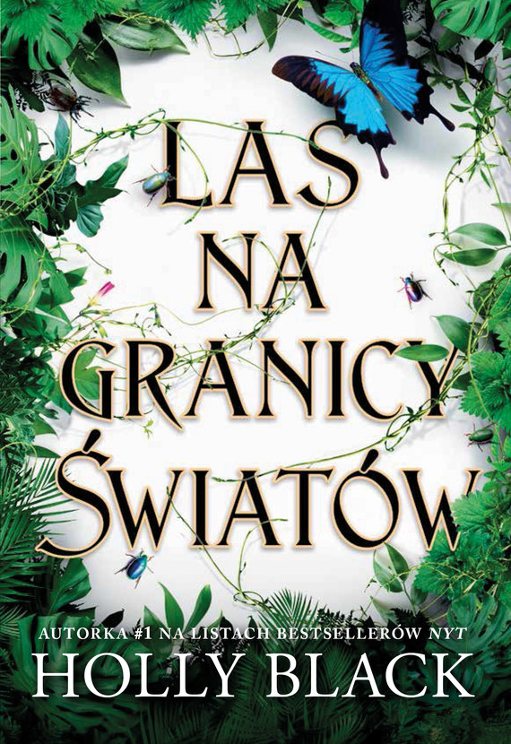 okładka Las na granicy światów, Ebook | Holly Black