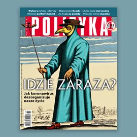 okładka AudioPolityka Nr 10 z 4 marca 2020 roku, Audiobook | Polityka