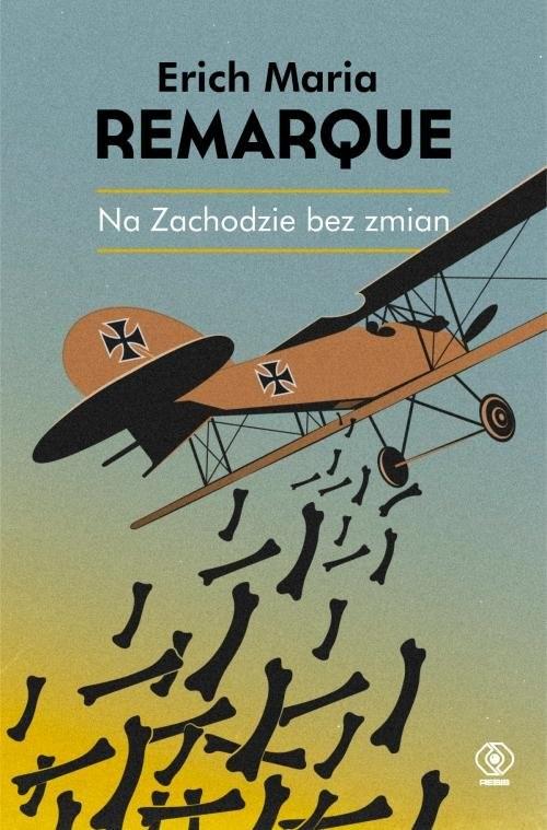 okładka Na Zachodzie bez zmian, Książka   Erich Maria Remarque