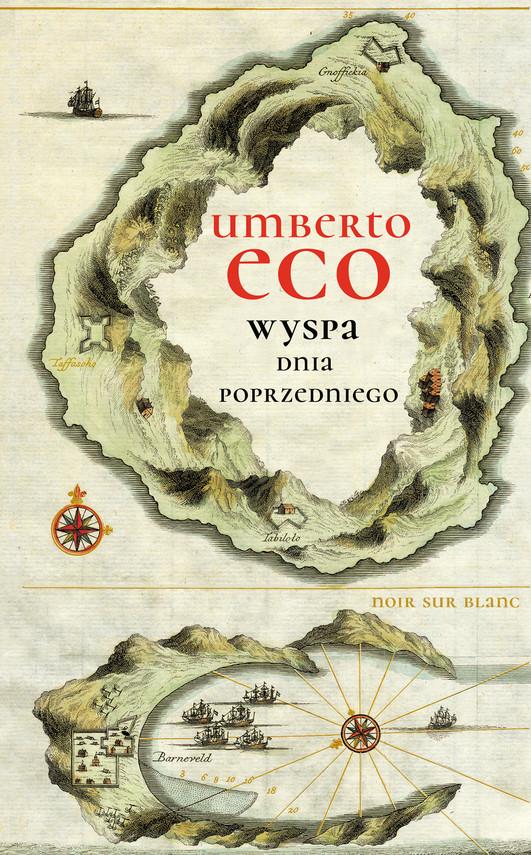 okładka Wyspa dnia poprzedniegoebook | epub, mobi | Umberto Eco
