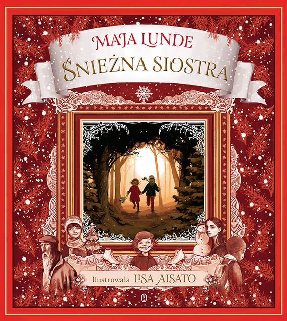okładka Śnieżna siostraebook | epub, mobi | Maja Lunde