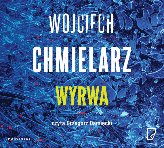 okładka Wyrwaaudiobook | MP3 | Wojciech Chmielarz