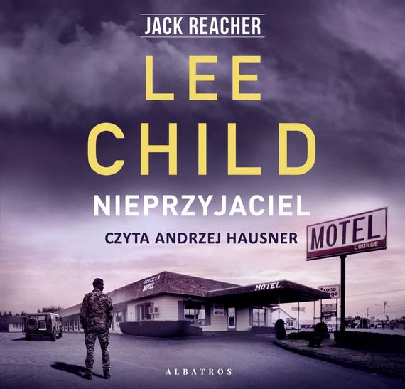 okładka Nieprzyjaciel, Audiobook | Lee Child