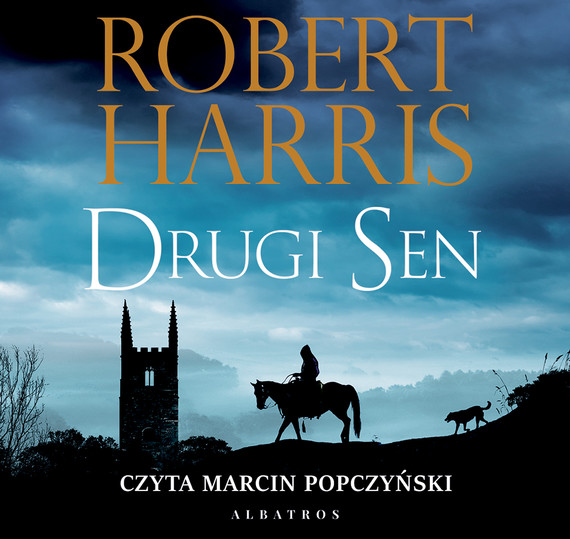 okładka Drugi sen, Audiobook | Robert Harris