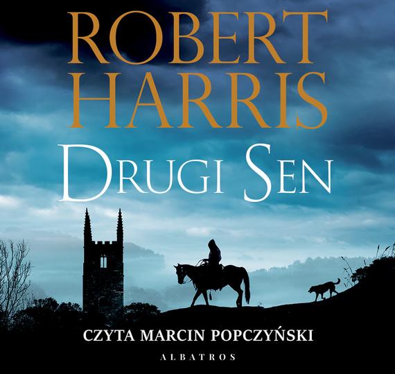 okładka Drugi senaudiobook | MP3 | Robert Harris