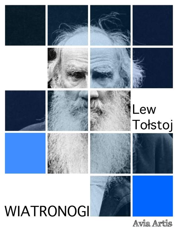 okładka Wiatronogiebook | epub, mobi | Lew Tołstoj