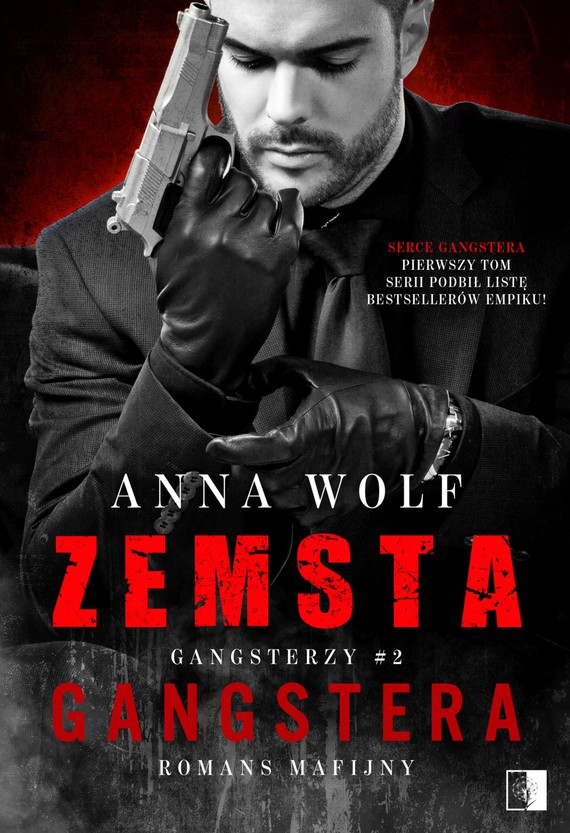 okładka Zemsta Gangsteraebook | epub, mobi | Anna Wolf