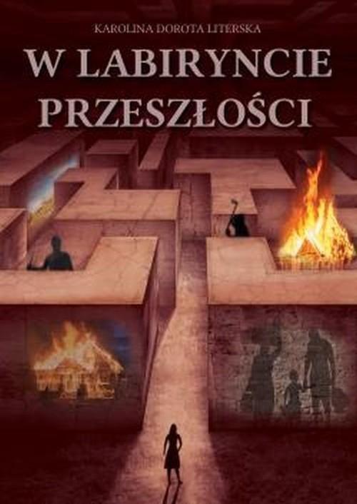 okładka W labiryncie przeszłości, Książka | Literska Karolina Dorota