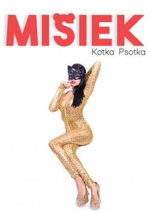 okładka Misiek, Książka | Psotka Kotka