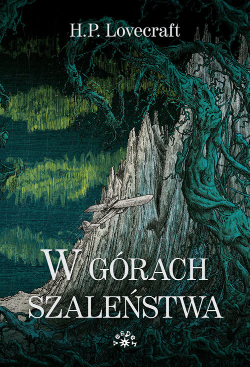 okładka W górach szaleństwa MK, Książka | Howard Phillips Lovecraft