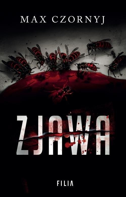 okładka Zjawa, Książka | Max Czornyj